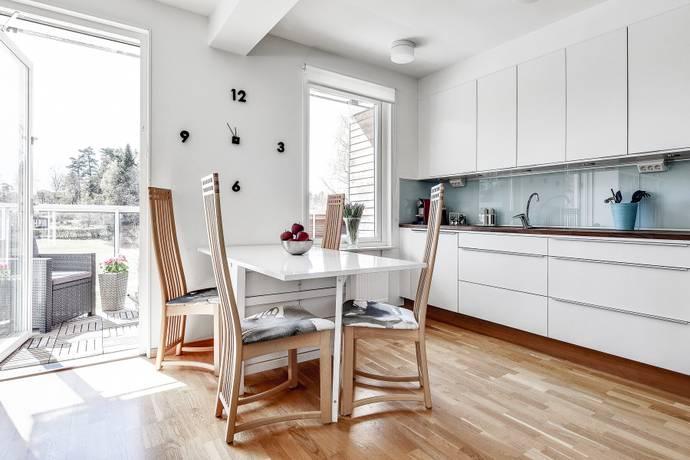 Bild: 3 rum bostadsrätt på Björketorpsvägen 7, Stockholms kommun Bromma Norra Ängby