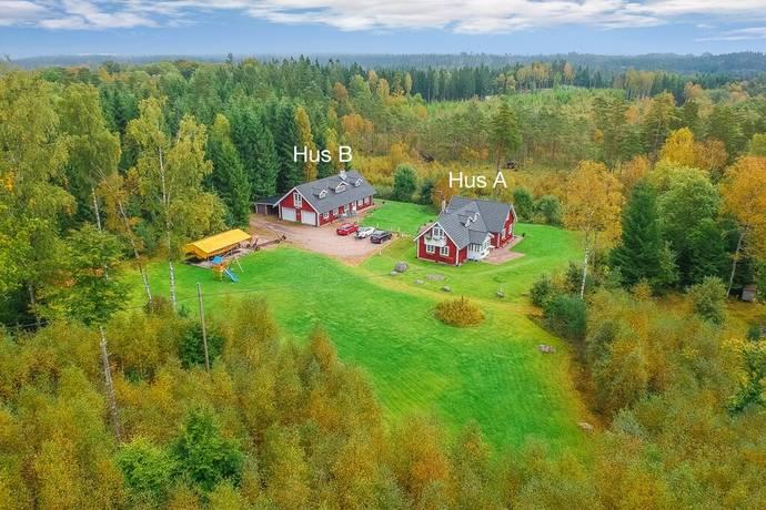 Bild: 429 m² villa på Ringshult 101, Hylte kommun Ringshult