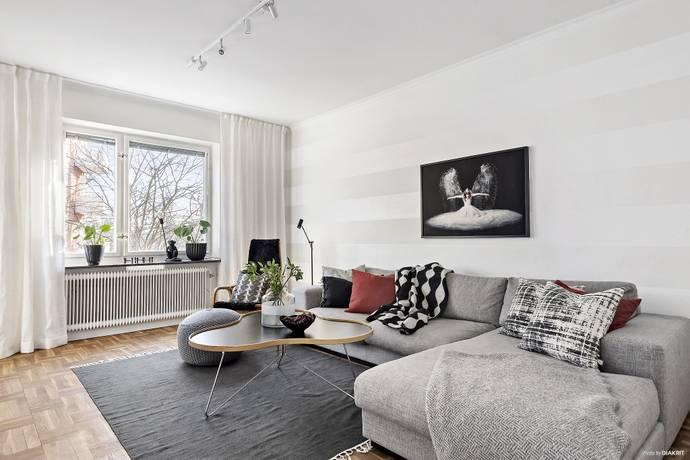 Bild: 2 rum bostadsrätt på Ugglevägen 27 E, Nacka kommun Saltängen / Ektorp