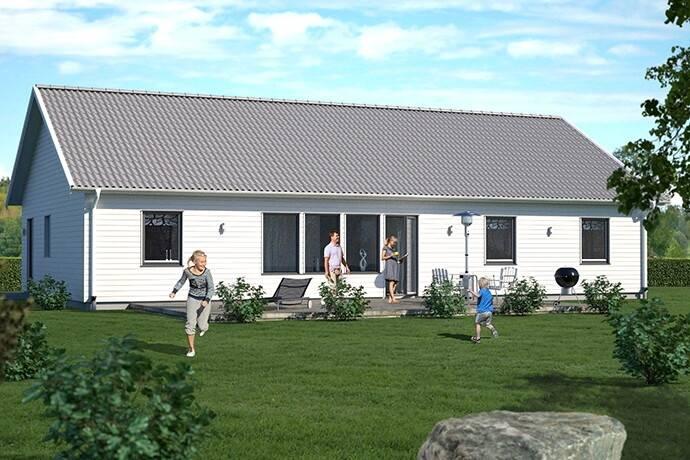 Bild: 6 rum villa på Ragnars Gärde A, Katrineholms kommun Forssjö