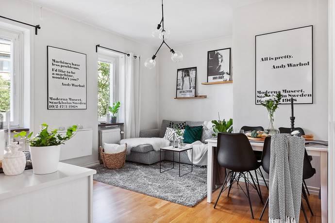 Bild: 2 rum bostadsrätt på Norrtullsgatan 38, 2tr, Stockholms kommun Vasastan