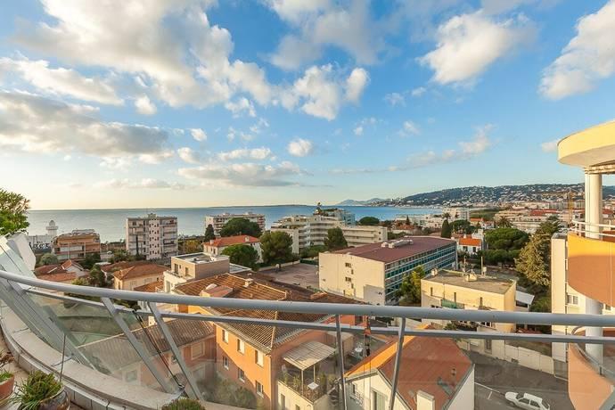 Bild: 4 rum bostadsrätt på Juan-les-Pins, Frankrike Juan les Pins