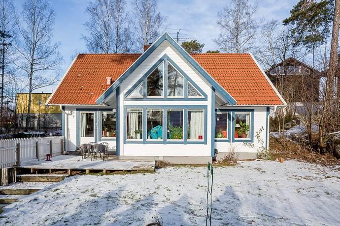 Bild: 4 rum villa på Ripvägen 9 B, Uppsala kommun Sunnersta