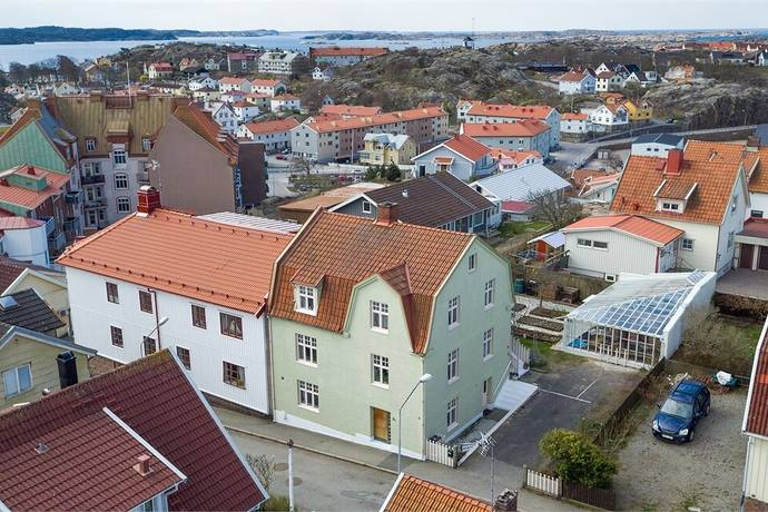 Bild: 8 rum villa på Stengatan 8, Lysekils kommun Lysekil