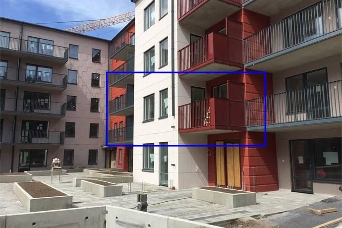 Bild: 2 rum bostadsrätt på Källtorpsvägen 13, 1 tr, Täby kommun Näsby Park