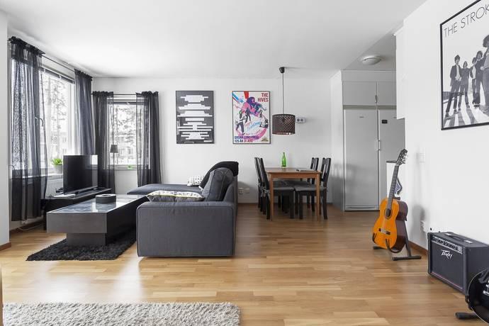 Bild: 2 rum bostadsrätt på Mariehemsvägen 144, Umeå kommun Mariestrand