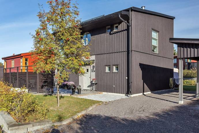 Bild: 4,5 rum villa på Boängsvägen 52 N, Knivsta kommun Alsike