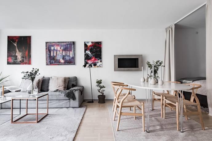 Bild: 2 rum bostadsrätt på Föreningsgatan 3B, Göteborgs kommun