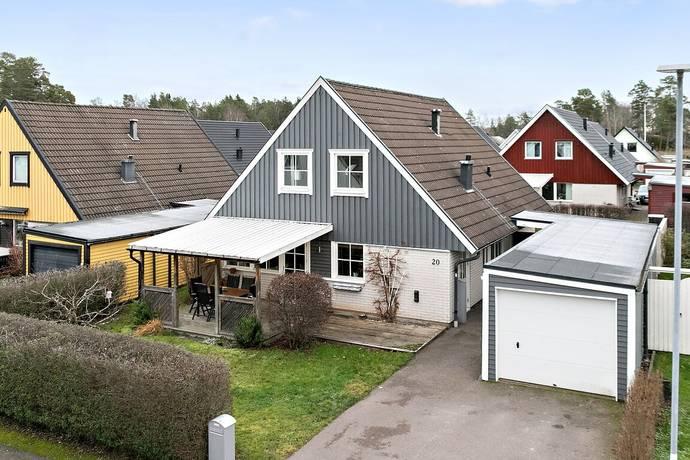 Bild: 5 rum villa på Rönnhagsvägen 20, Linköpings kommun SKONBERGA / HJULSBRO