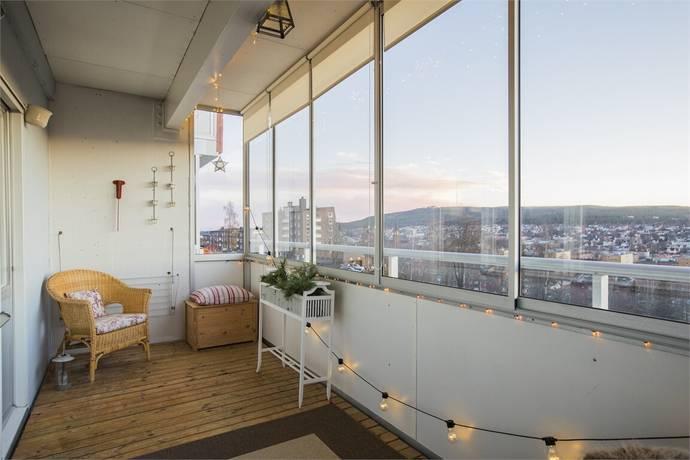Bild: 3 rum bostadsrätt på Ludvigsbergsvägen 36, Sundsvalls kommun Centrum