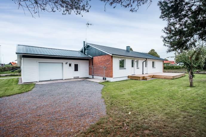 Bild: 5 rum villa på Murarevägen 13, Kristianstads kommun