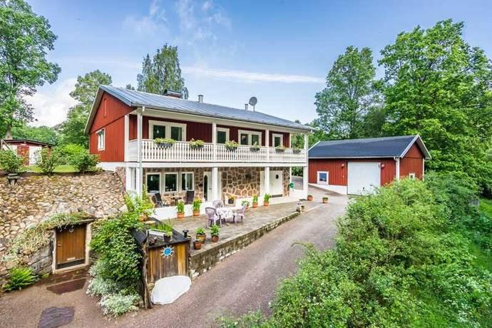 Bild: 4 rum villa på Tiakölna 3, Älmhults kommun Tiakölna