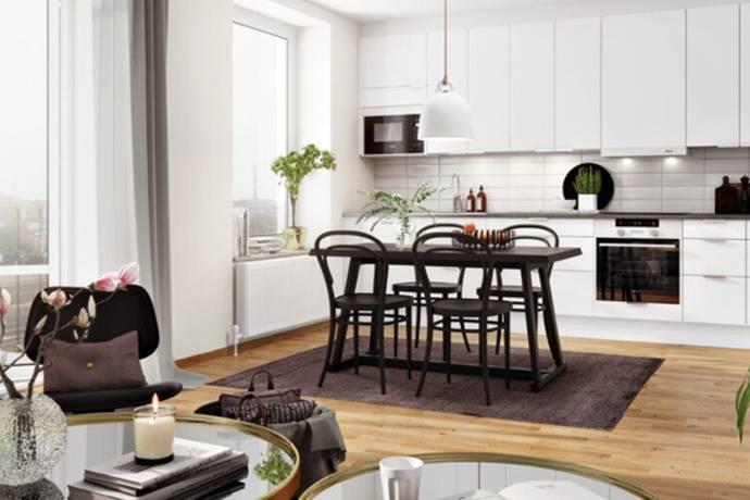 Bild: 2 rum bostadsrätt på Brf Skärvets Trädgård - lgh. nr 4-1102, Växjö kommun