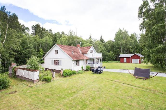 Bild: 6 rum villa på Hafsta Ängbo 258, Lindesbergs kommun Guldsmedhyttan