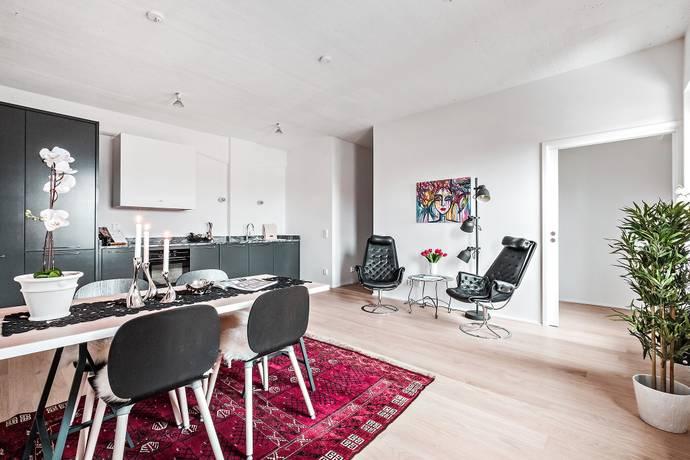 Bild: 3 rum bostadsrätt på Tre Kronors väg 35, ep, Nacka kommun Kvarnholmen