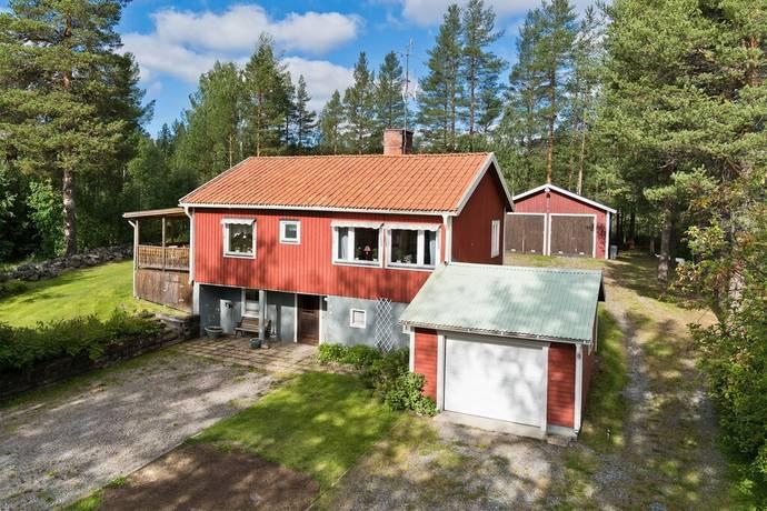 Bild: 4 rum villa på Myrheden 54, Skellefteå kommun Myrheden