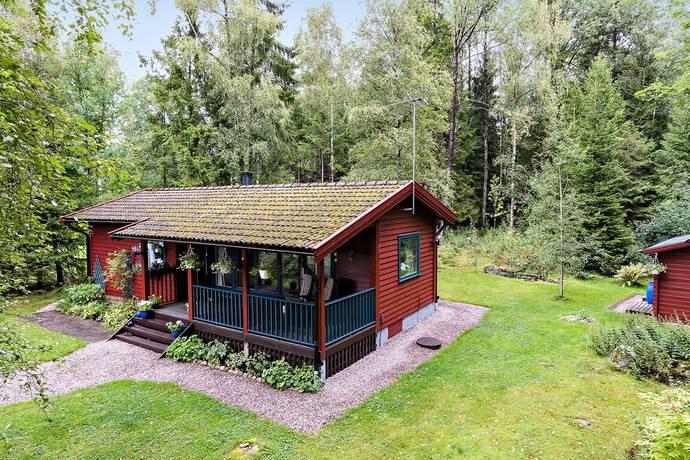 Bild: 3 rum fritidshus på Holsljunga Ekåsen 6, Svenljunga kommun Holsljunga