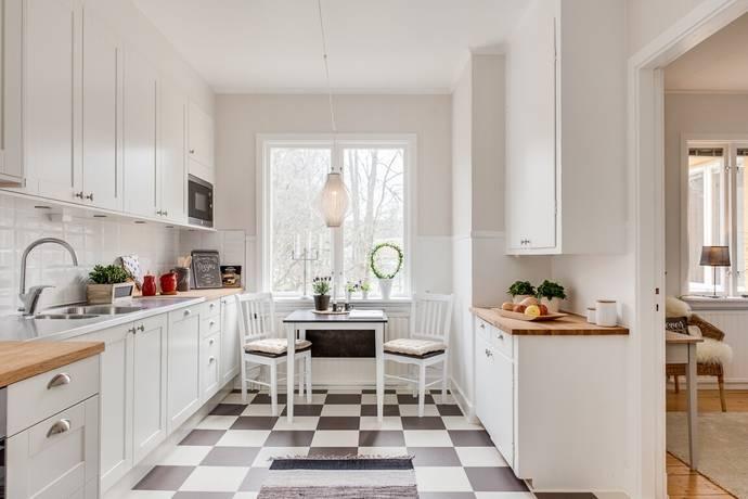 Bild: 4 rum bostadsrätt på Borgmästaregatan 2, Växjö kommun Väster