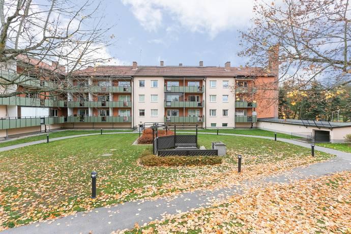 Bild: 2 rum bostadsrätt på Odensvivägen 6 D, Köpings kommun Nyckelberget