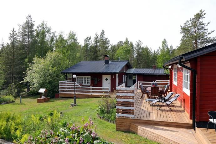 Bild: 3 rum fritidshus på Karl Johans väg 32, Haparanda kommun Haparanda Hamn
