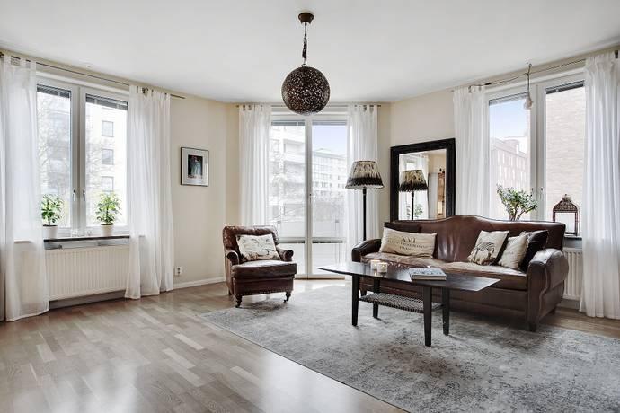 Bild: 2,5 rum bostadsrätt på Barnängsgatan 21A, 1tr, Stockholms kommun Södermalm