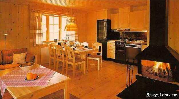 Bild: 4 rum villa på Brf.Fjällsätern Stugby, Härjedalens kommun Tänndalen