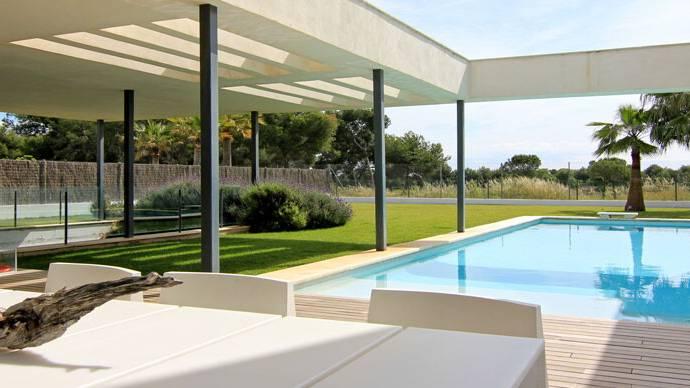 Bild: 450 m² villa på Lyxhus vid golfbanan i Torre en Conill, Valencia, Spanien Valencia