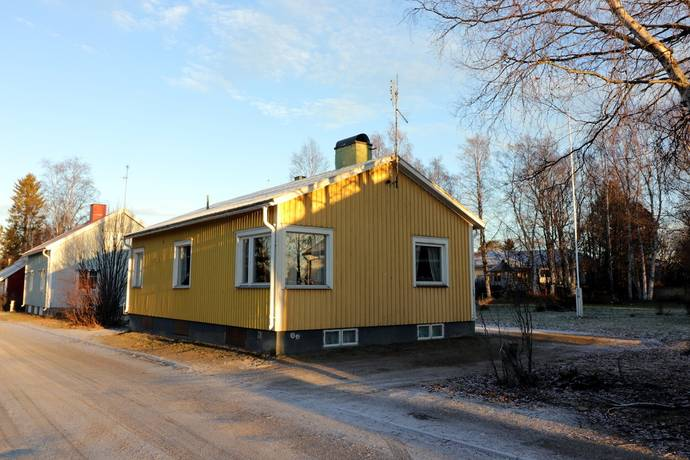 Bild: 3 rum villa på Åkargränd 8, Haparanda kommun Centrala Haparanda