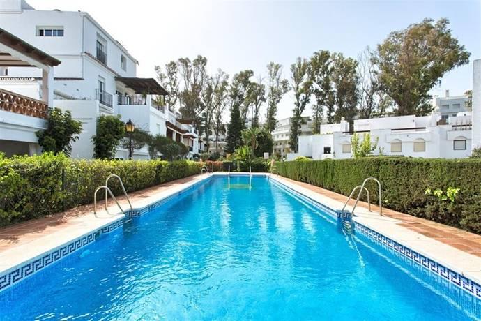 Bild: 4 rum bostadsrätt på Nyrenoverad modern lägenhet. 100 meter till stranden!!, Spanien Marbella - Guadalmina