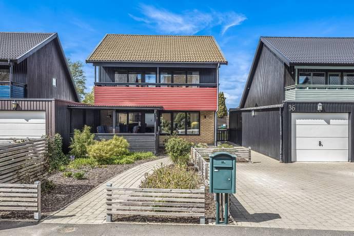 Bild: 5 rum villa på Spinnarevägen 36, Lunds kommun Södra Sandby