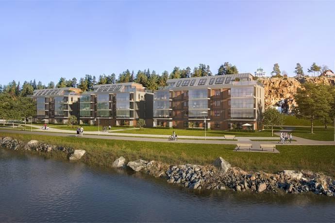 Bild: 2 rum bostadsrätt på Kastellvägen 30, Hudiksvalls kommun Hudiksvall