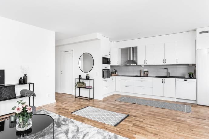 Bild: 2 rum bostadsrätt på Slöjdgatan 4, Linköpings kommun Övre Vasastaden