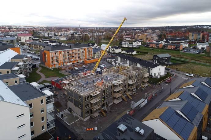 Bild: 2 rum bostadsrätt på Åbroddgatan 5, Örebro kommun Sörbyängen