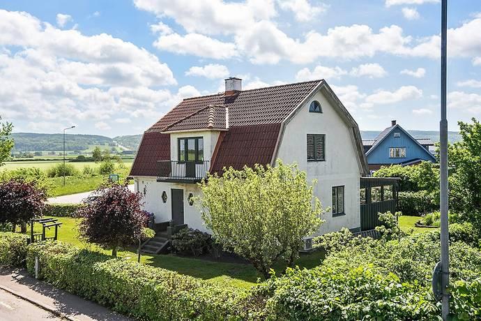 Bild: 4 rum villa på Strandvägen 1, Laholms kommun Skottorp