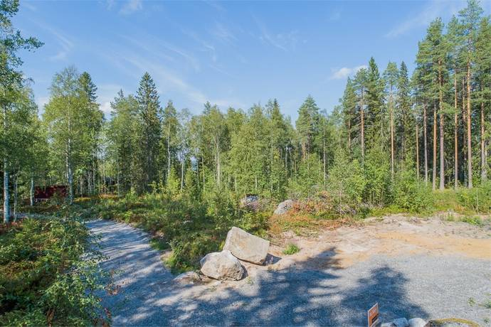 Bild: tomt på Sunnansjö 112, Umeå kommun