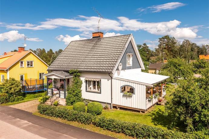 Bild: 4 rum villa på Huldrastigen 13, Säffle kommun Annelund