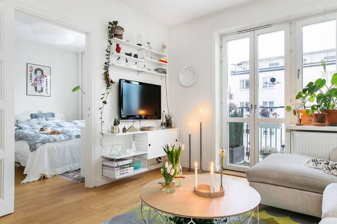 Bild: 2 rum bostadsrätt på Ola Hanssonsgatan 6, Stockholms kommun Kristineberg