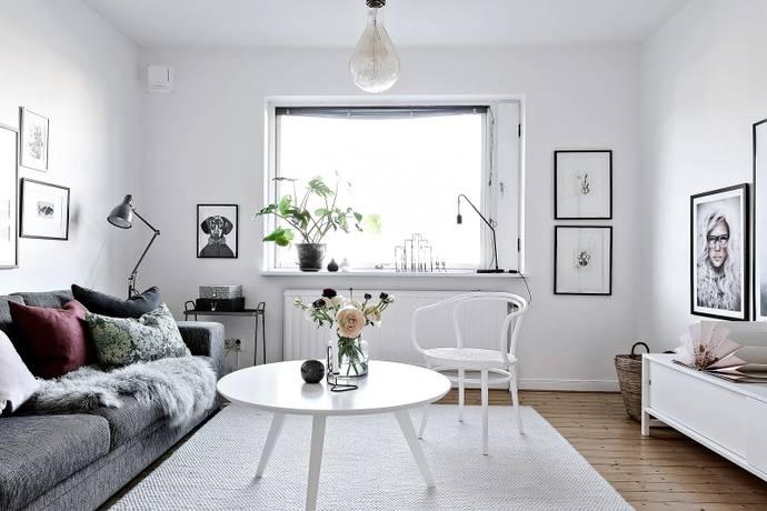 Bild: 2 rum bostadsrätt på Ahrenbergsgatan 4F, Göteborgs kommun Munkebäck