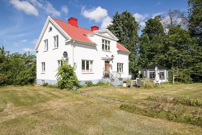 Bild: 6 rum villa på Göksholmsvägen 9, Örebro kommun Stora Mellösa