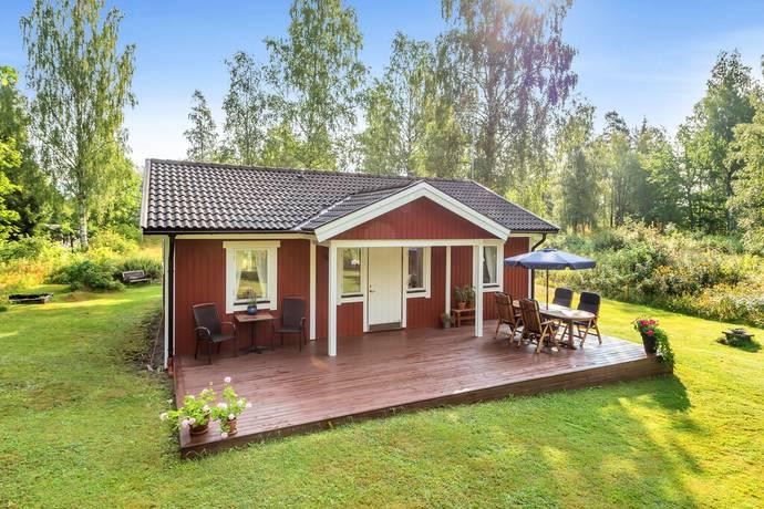 Bild: 3 rum villa på Storängsvägen 25, Norrtälje kommun Skebobruk