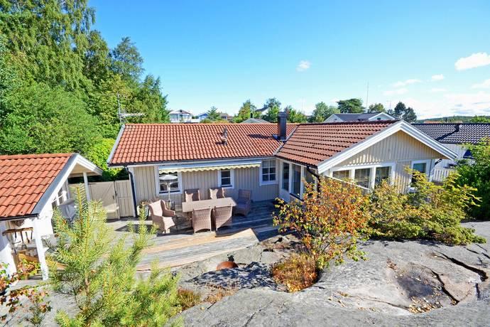 Bild: 4 rum villa på Nya örnekullen 1, Tanums kommun Fjällbacka