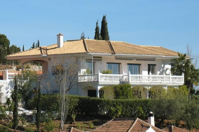 Bild: 5 rum villa på Villa i Mijas Pueblo, Costa del Sol, Spanien Mijas Pueblo