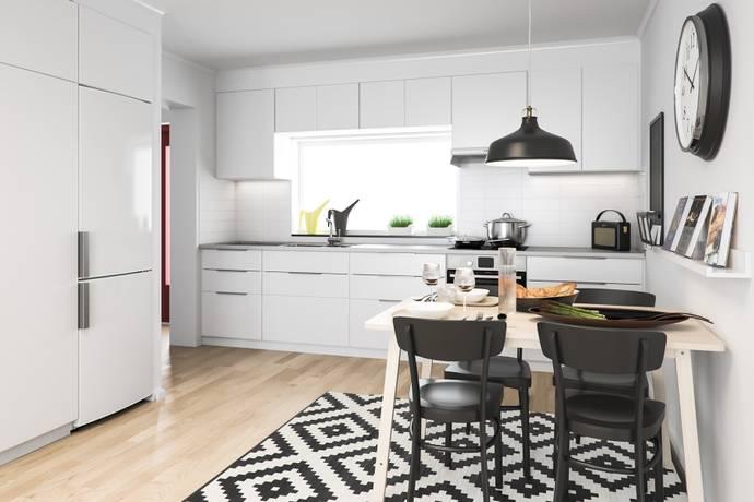 Bild: 4 rum bostadsrätt, Ulricehamns kommun Stadsskogen