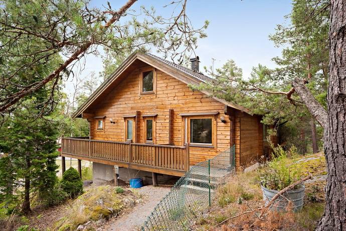 Bild: 5 rum fritidshus på Sjöbergsbacken 11, Nyköpings kommun Sjöskogen