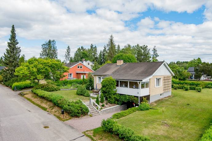 Bild: 3 rum villa på Hagmarksgatan 13, Hofors kommun Lillån