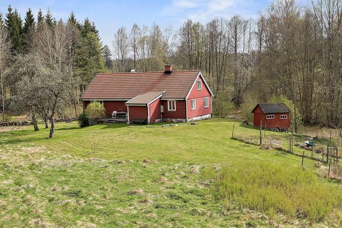 Bild: 5 rum villa på Mannarp 349, Hässleholms kommun Hästveda