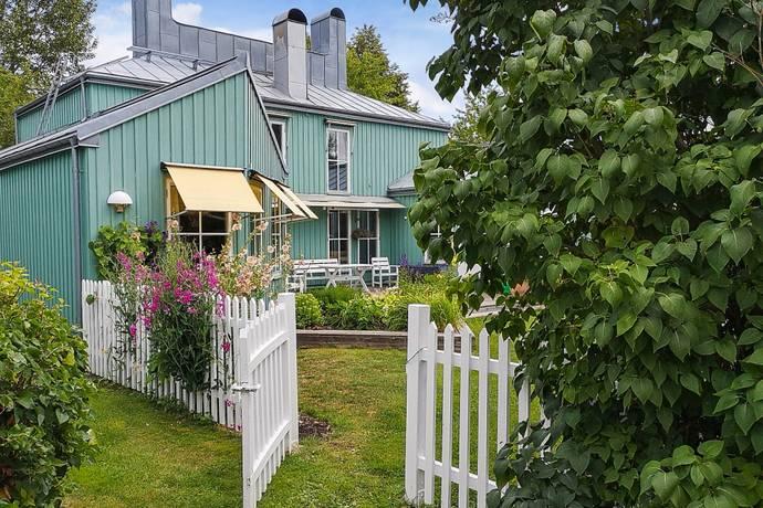 Bild: 5 rum villa på Gröna Vägen 8, Upplands-Bro kommun Håbo-Tibble/Kyrkbyn