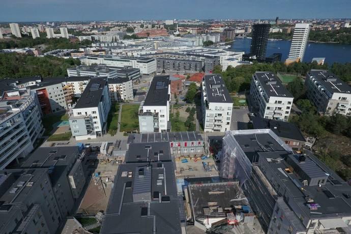 Bild: 3 rum bostadsrätt på Sturehillsvägen 12, Stockholms kommun Liljeholmen/Årstadal