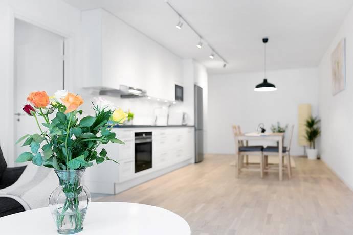 Bild: 3 rum bostadsrätt på Liljeholmsvägen 32, 2tr, Stockholms kommun Liljeholmen