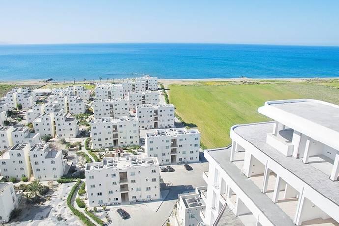 Bild: 3 rum bostadsrätt på Afrodite Village, Tower, 2 sovrum, Cypern Güzelyurtkusten